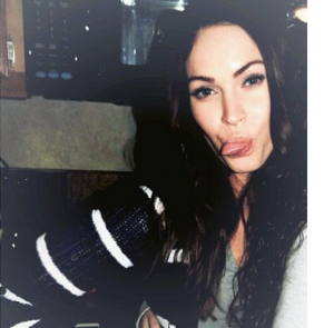 Megan Fox's Instagra...