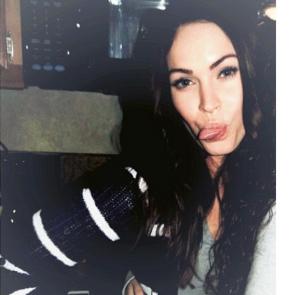 Megan Fox's Instagram Week | Instazine21