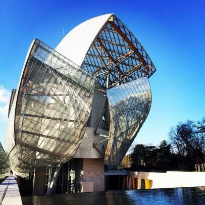 Foundation Louis Vuitton picture instagram (3)