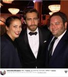 Golden Globes 2015 Instagram pictures (4)