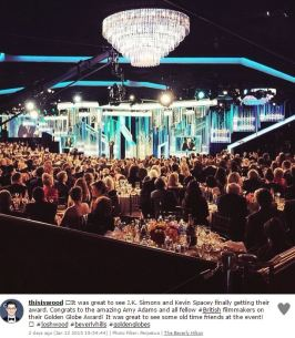 Golden Globes 2015 Instagram pictures (7)