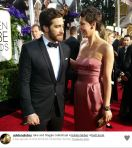 Golden Globes 2015 Instagram pictures (9)